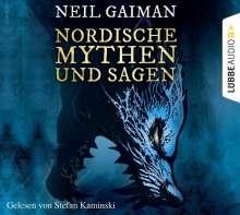 Neil Gaiman: Nordische Mythen und Sagen, 6 CDs