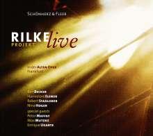 Richard Schönherz: Rilke Projekt - Live, 2 CDs