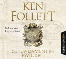 Ken Follett: Das Fundament der Ewigkeit, 12 CDs