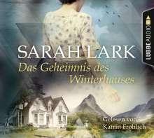 Sarah Lark: Das Geheimnis des Winterhauses, 6 CDs