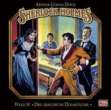 Arthur Conan Doyle: Sherlock Holmes - Folge 32, CD