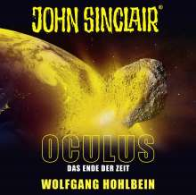 Wolfgang Hohlbein: John Sinclair - Oculus, CD