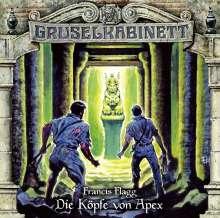 Francis Flagg: Gruselkabinett - Folge 131, CD