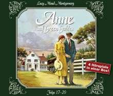 L. M. Montgomery: Anne auf Green Gables - Box 5. Folge 17-20, CD