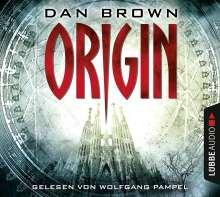 Dan Brown: Origin, 6 CDs
