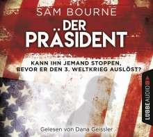 Sam Bourne: Der Präsident, 6 CDs