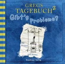 Jeff Kinney: Gregs Tagebuch 2 - Gibt's Probleme?, CD