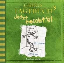 Jeff Kinney: Gregs Tagebuch 3 - Jetzt reicht's!, CD