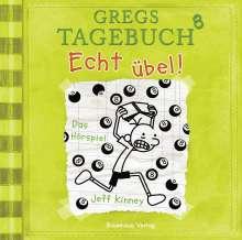 Jeff Kinney: Gregs Tagebuch 8 - Echt übel!, CD