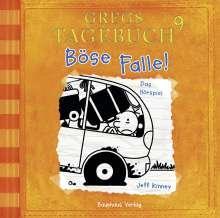 Jeff Kinney: Gregs Tagebuch 9 - Böse Falle!, CD
