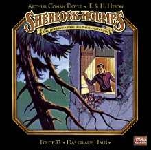 Sherlock Holmes - Folge 33. Das graue Haus, CD
