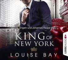 King of New York, 4 CDs
