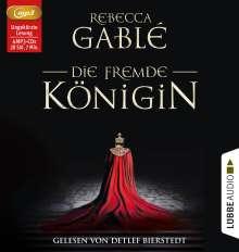 Die fremde Königin, 4 MP3-CDs