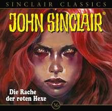 Jason Dark: John Sinclair Classics - Folge 36, CD