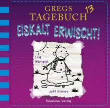 Gregs Tagebuch 13 - Eiskalt erwischt!, CD