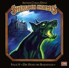 Sherlock Holmes - Folge 35, 2 CDs