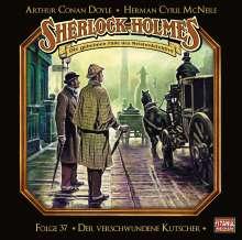Sherlock Holmes - Folge 37, CD