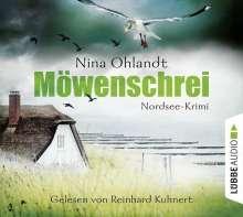 Nina Ohlandt: Möwenschrei, 6 CDs