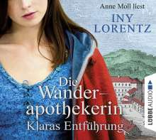 Die Wanderapothekerin. Klaras Entführung, 6 CDs