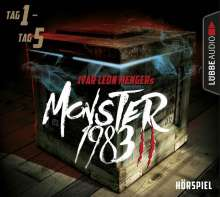 Monster 1983: Staffel II, Folge 1-5, 5 CDs