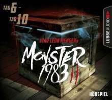Monster 1983: Staffel II, Folge 6-10, 5 CDs