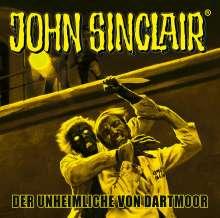 Jason Dark: John Sinclair - Der Unheimliche von Dartmoor, 2 CDs