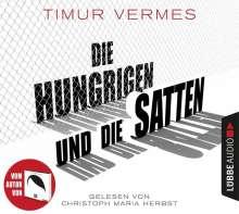 Die Hungrigen und die Satten, 8 CDs