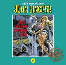 Jason Dark: John Sinclair Tonstudio Braun - Folge 92, CD