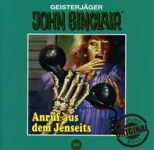 Jason Dark: John Sinclair Tonstudio Braun - Folge 94, CD