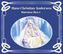Titania Special: Märchenbox I, 3 CDs