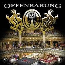 Catherine Fibonacci: Offenbarung 23 - Folge 84, CD