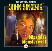 Jason Dark: John Sinclair - Folge 130, CD