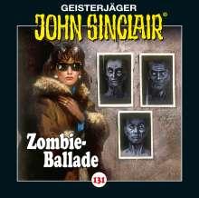 Jason Dark: John Sinclair - Folge 131, CD