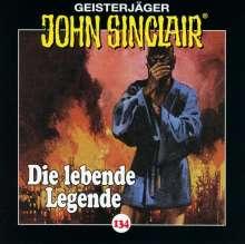 Jason Dark: John Sinclair - Folge 134, CD