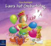 Laura hat Geburtstag, CD