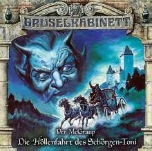 Gruselkabinett - Folge 147, CD