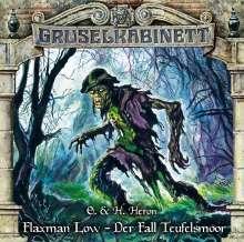 E. und H. Heron: Gruselkabinett - Folge 149, CD