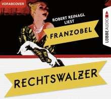 Franzobel: Rechtswalzer, 8 CDs
