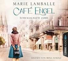 Café Engel 2: Schicksalhafte Jahre, 6 CDs
