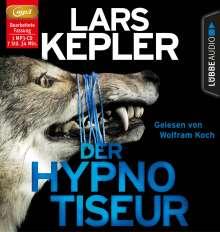 Lars Kepler: Der Hypnotiseur, CD