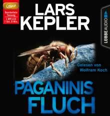Lars Kepler: Paganinis Fluch, CD