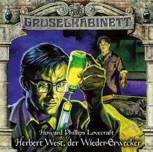 H. P. Lovecraft: Gruselkabinett - Folge 150, CD