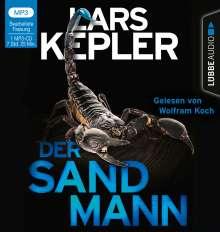 Lars Kepler: Der Sandmann, MP3-CD