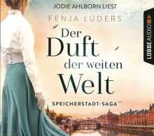 Der Duft der weiten Welt-Speicherstadt-Saga, 6 CDs
