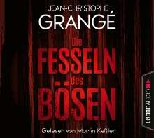 Jean-Christophe Grangé: Die Fesseln des Bösen, 8 CDs