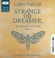 Laini Taylor: Strange the Dreamer - Ein Traum von Liebe, 2 Diverses