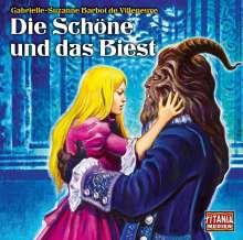 Die Schöne und das Biest: Titania Special 15, CD