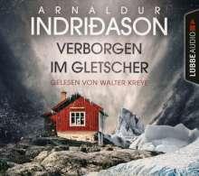 Verborgen im Gletscher, 4 CDs