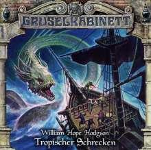 William Hope Hodgson: Gruselkabinett - Folge 154, CD
