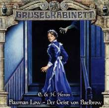 E. und H. Heron: Gruselkabinett - Folge 155, CD